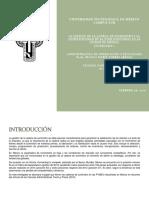 La gestión de la cadena de suministro y la Competitividad de la PYME Industrial en la Ciudad de Mexico