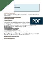 TP Capteurs et Instrumentation