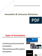 Diffusion of Innovation-CB Models-Business Consumer