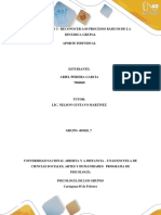 Unidad 2  Paso 3 - Reconocer los procesos básicos de la dinámica grupal