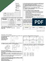 Revisão de Desenho Técnico Mecânico I