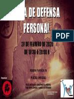 defensa promo