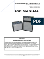 Super Champ X2 Service Manual