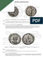 Practicas numismática romana