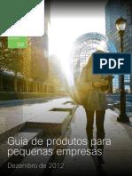 CISCO - Guia de Produtos para Pequenas Empresas
