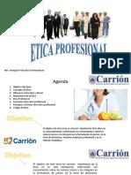 Etica Profesional Nutrigi