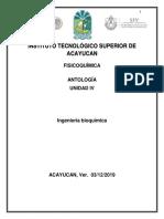 ANTOLOGIA DE FISICOQUIMICA