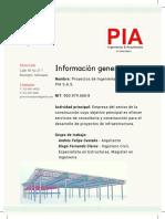 PIA SAS