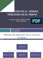 266391392-Aplicacion-de-La-Norma-Tributaria-en-El-Tiempo