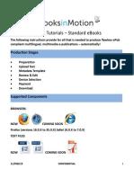 How 2 Tutorials - Standard eBook Production V5