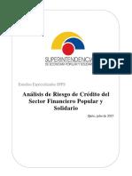 Riesgo de Crédito SFPS (Corregido)