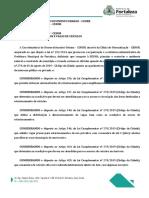 MINUTA_PARECER NORMATIVO Nº 40_ESTACIONAMENTOS E VAGAS