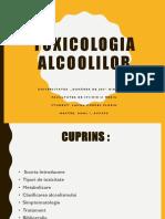 ALCOOLUL ETILIC