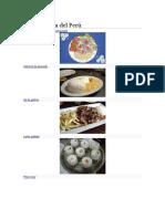 Gastronomía del Perú.docx