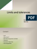 3 Limits  tolerances.ppsx