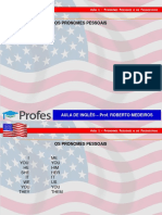 pdf - aula 1 - pronomes pessoais e os possessivos
