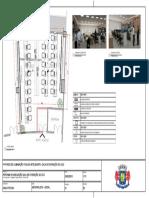 Apêndice III do Anexo II.1 - Planta Baixa da Sala de Operação
