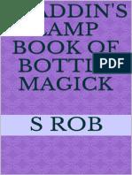 Aladdin_s lamp book of bottle magick (English Edition)
