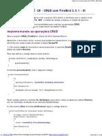 C# - CRUD com FireBird 2.5.1 - III.pdf
