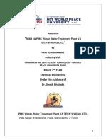 wwtp report
