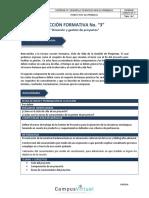Seccion formativa S3