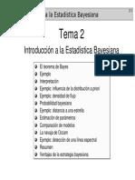 Estadística Bayesiana