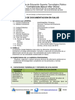 Silabo Document Salud 2018