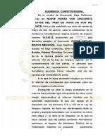 SENTENCIA DE AMPARO INDIRECTO VS. EL MP POR OMISION DE RESOLVER LA ACCION PENAL..PDF