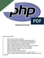 PHP 2 - BASICO