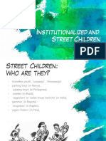 Street and Institutionalized Children Report.pptx