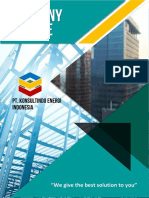 Company Profile PT KEI
