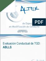 Grupo Alter - ABLLS