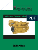 Caterpillar C280 Series Engine Product Guide
