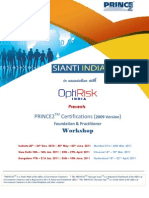 Prince2 Project Management Certification