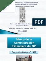1. PRESENTACION UNFV SISTEMA INTEGRADO DE ADMINISTRACION FINANCIERA SIAF SP MAYO 2019.pptx