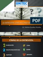 ENTREVISTA RECURSO DE EVALUACION