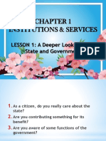 INSTITUTIONS & SERVICES ppt.pptx