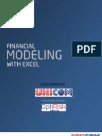 Financial Modeling Excel Workshop