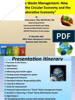 MBSA - Sustainable Waste Management - Circular to Collaborative Economy (DrSubra%2c 2016).ppt