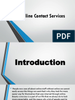 Online Contact Services1.pptx
