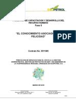 Programa CAF-Fase II