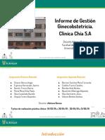 Socializacion Clinica Chia