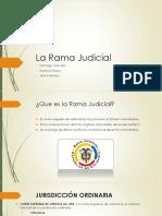 La Rama Judicial