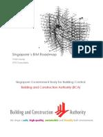 Singapore BIM Road Map