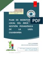 2. Plan Monitoreo Local UGEL CAJABAMBA  FINAL 2018