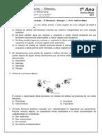 Biologia - 1 serie - EM