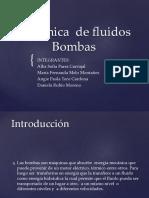 Mecánica  de fluidos Bombas.pptx