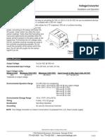 ALC-26655-Voltage Converter