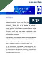 Competencia Digital en la Educacion