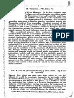 Thomson, Basil -The Kalou-Vu Ancestral Gods of the Fijians (JAI 24, 1895)